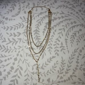 Layed necklace